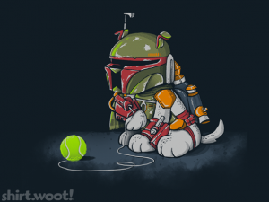 Woot Shirt, Boba Fetch